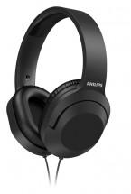 Sluchátka přes hlavu Philips TAH2005BK, černá