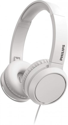 Sluchátka přes hlavu Philips TAH4105WT