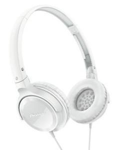Sluchátka přes hlavu Pioneer SE-MJ502-W
