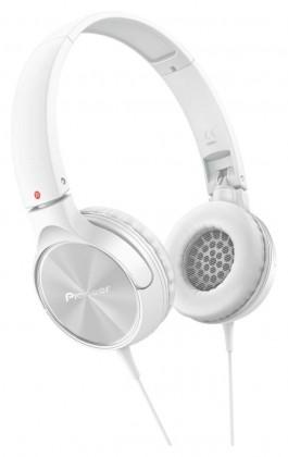 Sluchátka přes hlavu Pioneer SE-MJ522-W
