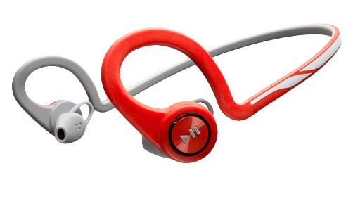 Sluchátka přes hlavu Plantronics BackBeat FIT, červená