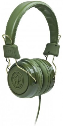 Sluchátka přes hlavu Rocking Residence AESH Thing Green
