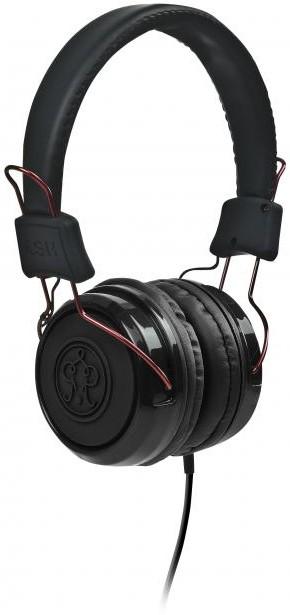 Sluchátka přes hlavu Rocking Residence AESH Vampyr Black