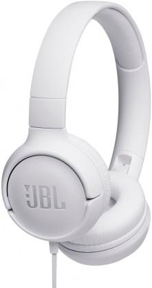 Sluchátka přes hlavu Sluchátka přes hlavu JBL Tune 500 bílá
