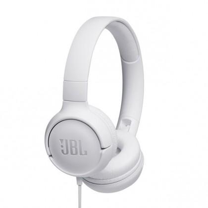 Sluchátka přes hlavu Sluchátka přes hlavu JBL Tune 500, bílá