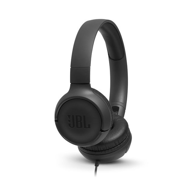 Sluchátka přes hlavu Sluchátka přes hlavu JBL Tune 500 černá