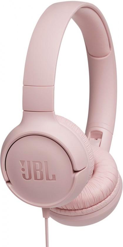 Sluchátka přes hlavu Sluchátka přes hlavu JBL Tune 500 růžová