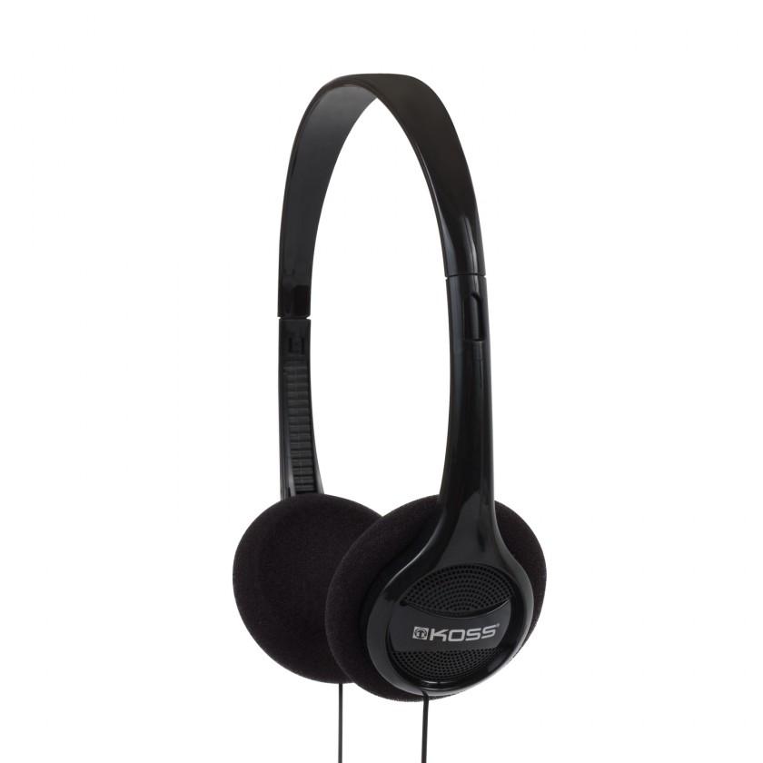 Sluchátka přes hlavu Sluchátka přes hlavu Koss KPH/7, černá