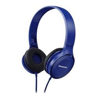 Sluchátka přes hlavu Sluchátka přes hlavu Panasonic RP-HF100E-A, modrá