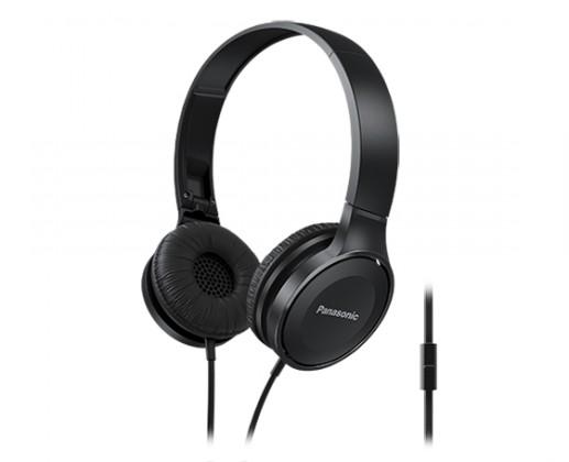 Sluchátka přes hlavu Sluchátka přes hlavu Panasonic RP-HF100ME-K, černá