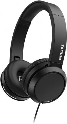 Sluchátka přes hlavu Sluchátka přes hlavu Philips TAH4105BK, černá