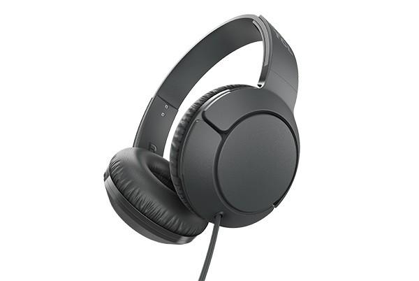 Sluchátka přes hlavu Sluchátka přes hlavu TCL MTRO200BK, černá