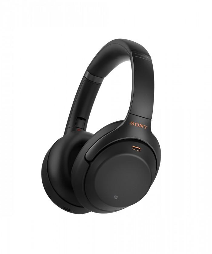 Sluchátka přes hlavu Sluchátka Sony WH-1000XM3B - černá