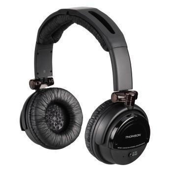 Sluchátka přes hlavu Sluchátka Thomson HED2303 NCL, aktivní potlačení hluku