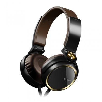 Sluchátka přes hlavu Sony MDR-XB600N