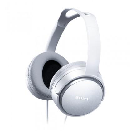 Sluchátka přes hlavu Sony MDR-XD150, bílá