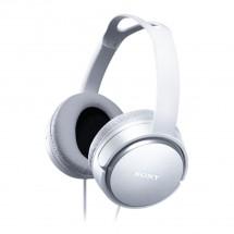Sluchátka přes hlavu Sony MDR-XD150W, bílá