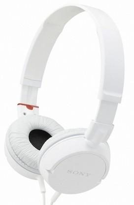 Sluchátka přes hlavu Sony MDR-ZX100W