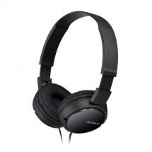 Sluchátka přes hlavu Sony MDR-ZX110B, černá