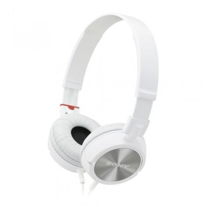 Sluchátka přes hlavu Sony MDR-ZX300W