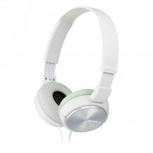 Sluchátka přes hlavu Sony MDR-ZX310APW, bílá