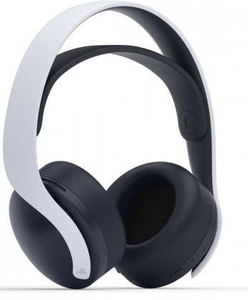 Sluchátka přes hlavu Sony PlayStation 5 Pulse 3D Headset, bezdrátová herní sluchátka