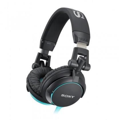 Sluchátka přes hlavu Sony Sluchátka MDR-V55 modrá
