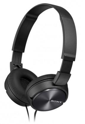 Sluchátka přes hlavu Sony Sluchátka MDRZX310AP černá