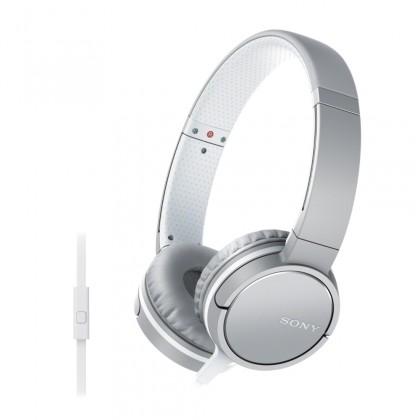 Sluchátka přes hlavu Sony Sluchátka MDRZX660AP bílá