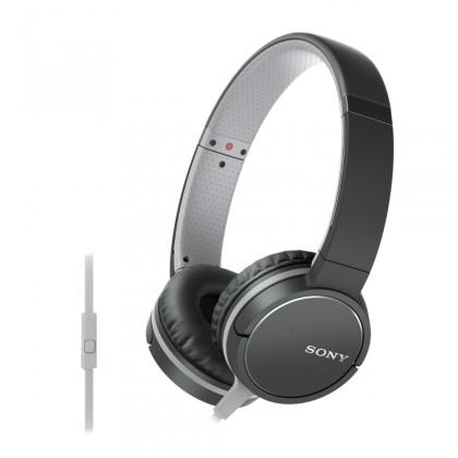 Sluchátka přes hlavu Sony Sluchátka MDRZX660AP černá