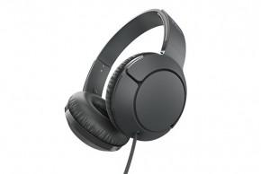 Sluchátka přes hlavu TCL MTRO200BK, černá