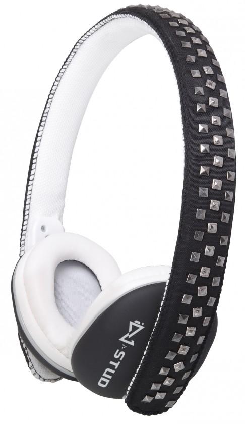 Sluchátka přes hlavu Trevi DJ 683/bílé