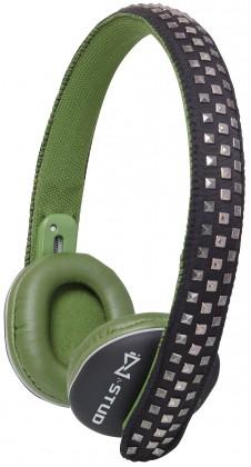 Sluchátka přes hlavu Trevi DJ 683/zelené