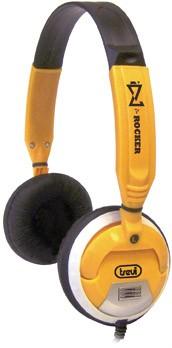 Sluchátka přes hlavu Trevi DLX678YELLOW