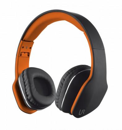Sluchátka přes hlavu Trust Mobi Headphone - black(20115)