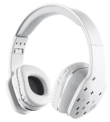 Sluchátka přes hlavu Trust Mobi Headphone - white (20113)