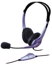Sluchátka s mikrofonem Genius HS-04S (31710025100)