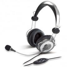 Sluchátka s mikrofonem Genius HS-04SU (31710045100)