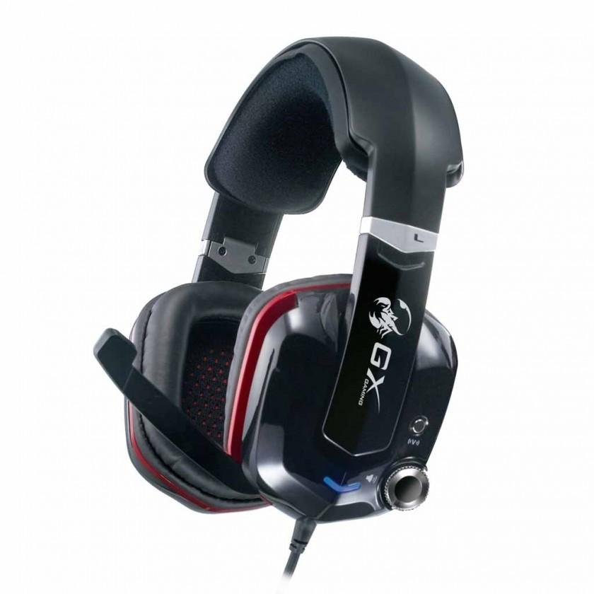 Sluchátka s mikrofonem Genius HS-G700V