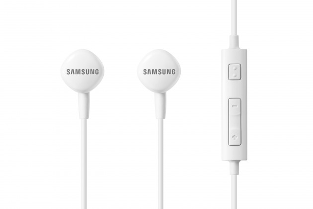 Sluchátka Samsung EO-HS1303, bílá