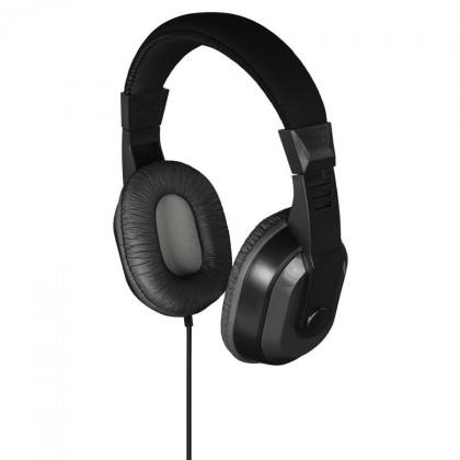 Sluchátka Thomson HED2006, černá/šedá