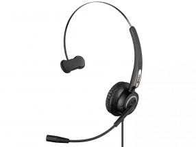 Sluchátko s mikrofonem Sandberg USB Pro Mono (126-14)
