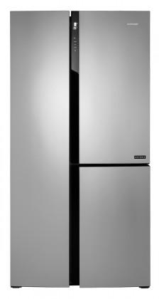 Smart Americká lednice Concept LA7791ss,A+