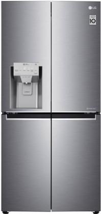 Smart Americká lednice LG GML844PZKZ, A++