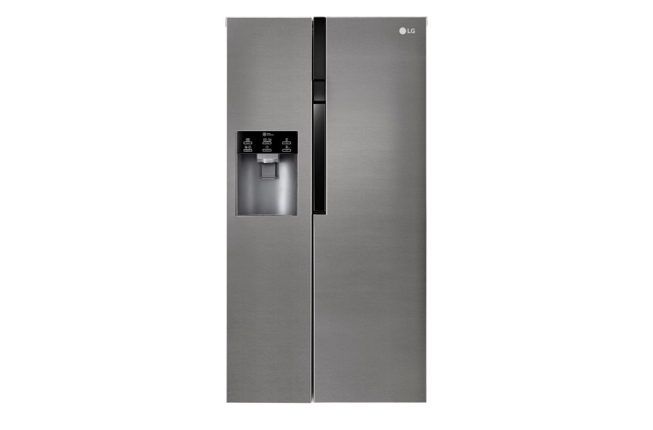 Smart Americká lednice LG GSL360ICEV, A+