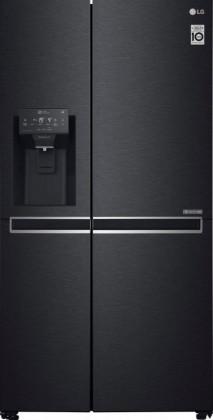 Smart Americká lednice LG GSL761MCZZ