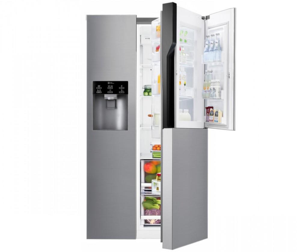 Smart Americká lednice s technologií Door in Door LG GSJ361DIDV