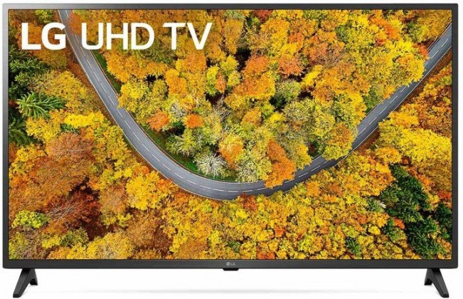 "Smart televize 43UP7500 (2021) / 43"" (108 cm)"