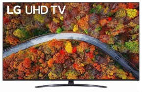 "Smart televize 50UP8100 (2021) / 50"" (126 cm)"