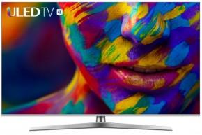 """Smart televize Hisense H55U7B (2019) / 55"""" (138 cm) + dárek český hokejový dres"""